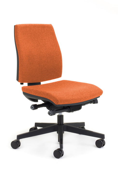 Kinetic Square Back Executive Office Chair