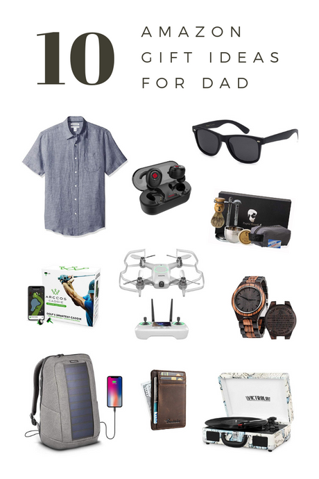 10 Amazon Gifts for Dad for Father's Day