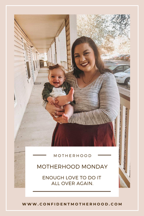 A Million Times Over- Motherhood Monday Story