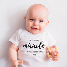 Load image into Gallery viewer, Absolute Miracle Baby Bodysuit