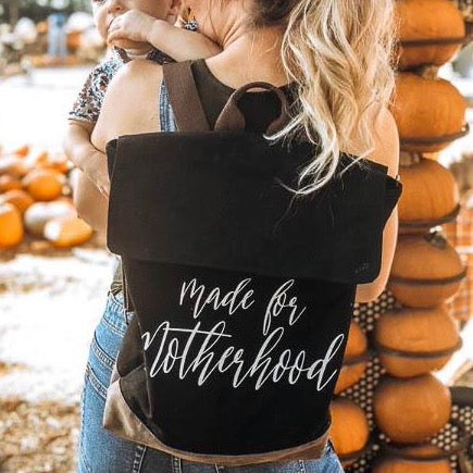 Made for Motherhood Backpack