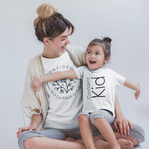 Confident Motherhood T-Shirt
