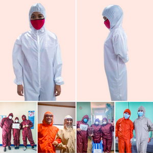 PPE-collage