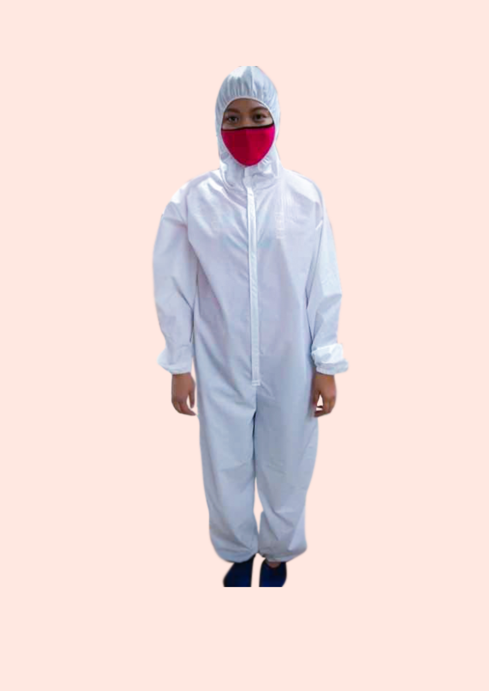 coverall front