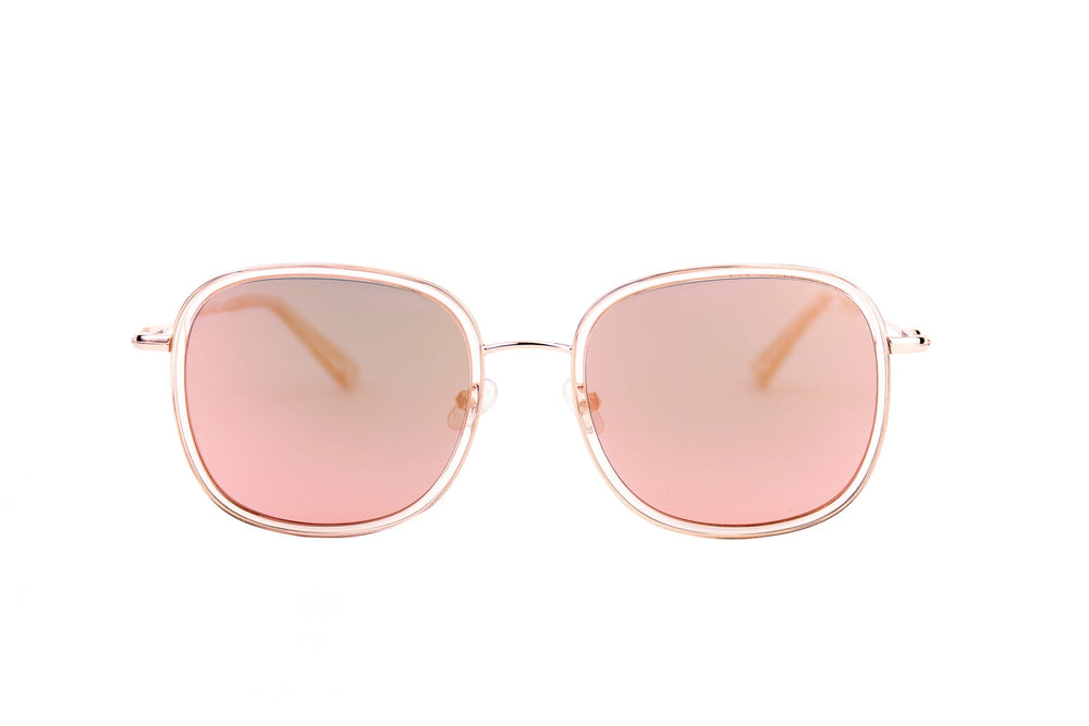 MAU-1924-02-55-20-ROSEGOLD-PINK CLEAR ACETATE RIM-PINK MIRROR POLARIZED LENS