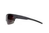 TECH ONE-MATTE BLACK-GREY POLARISED LENSES