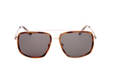 TOM TAILOR-63631-740-TORTOISE-GREY LENSES