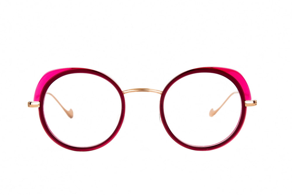 WALLY-604-FUSHIA-GOLD