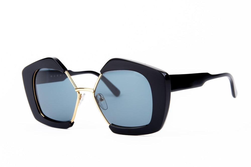 MARNI-001-ME603S -BLACK-GREY LENS