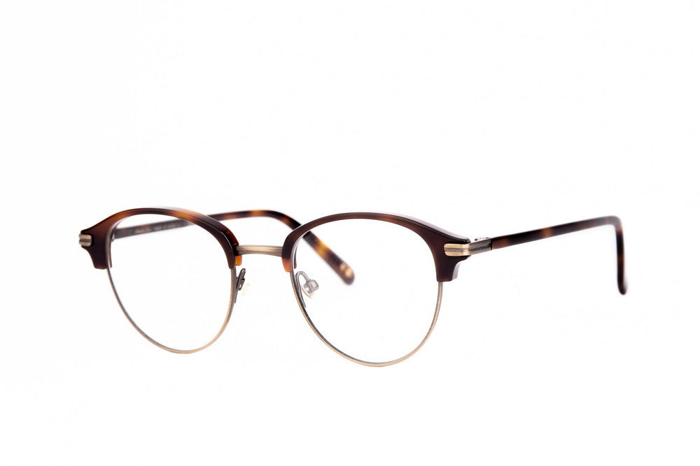 AL002-ATG-BROWN TORT-ANTIQUE GOLD