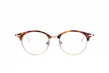 AL029-ATG-BROWN TORT-ANTIQUE GOLD