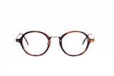 AL030-ATG-BROWN TORT-ANTIQUE  GOLD