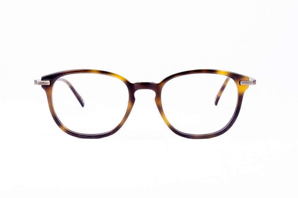AL012-ATG-BROWN TORT-ANTIQUE GOLD