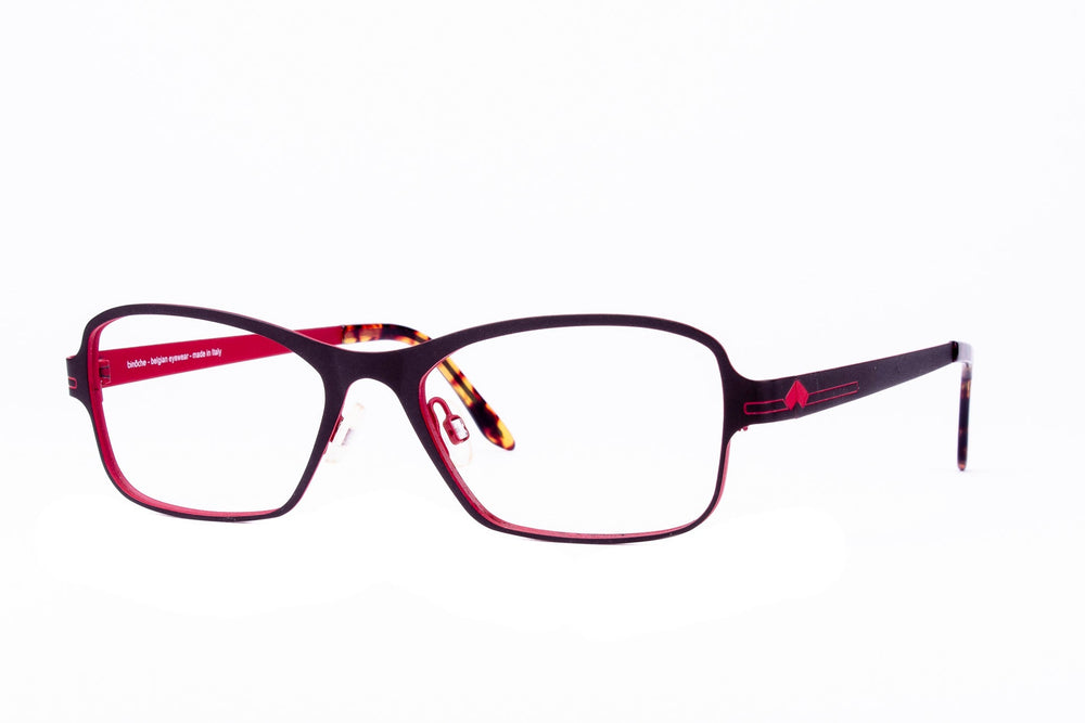 BINOCHE-116-05-DARK BROWN-RED