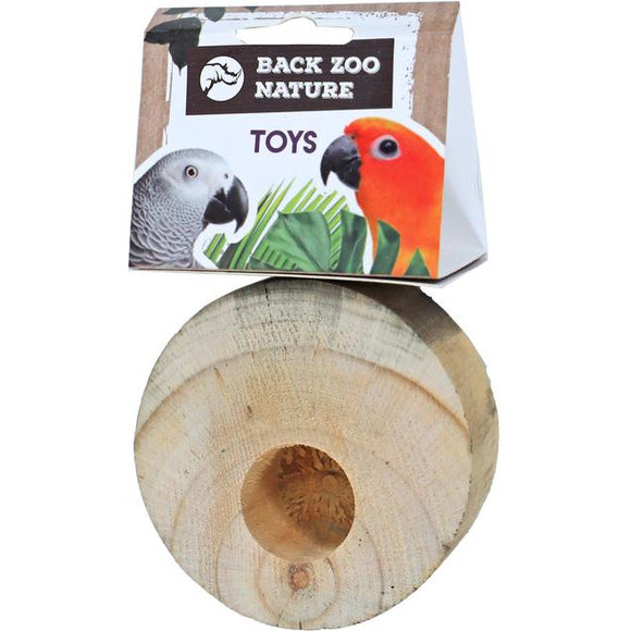 Back Zoo Nature fruitcuphouder hout basic 1-cup. - Dierplezier.nl