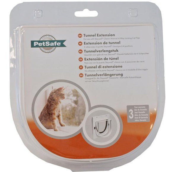 Petsafe tunnel 940 wit, 18 mm dik