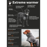 Hurtta extreme warmer nieuwe collectie  eco hedge,