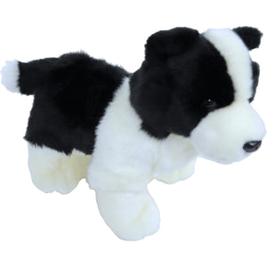 Boony 'Natural Decoration' pluche Border Collie 20 cm, staand.