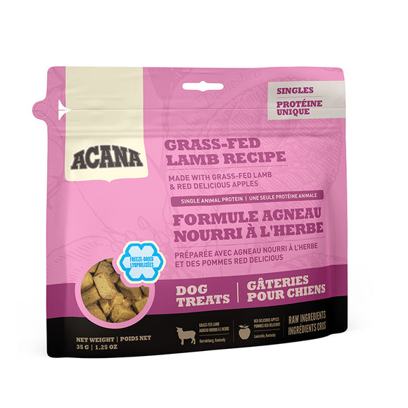 Acana Treats Dog Grass-Fed lamb - Dierplezier.nl