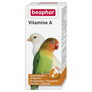 Vitamine A Vogels