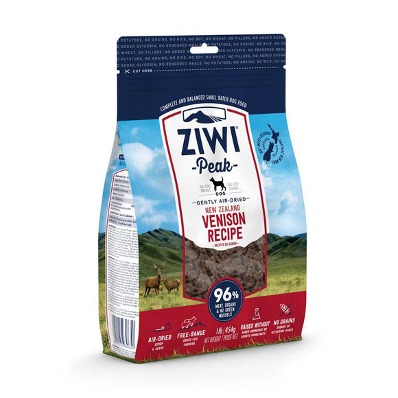 Ziwipeak Dog GAD Vension