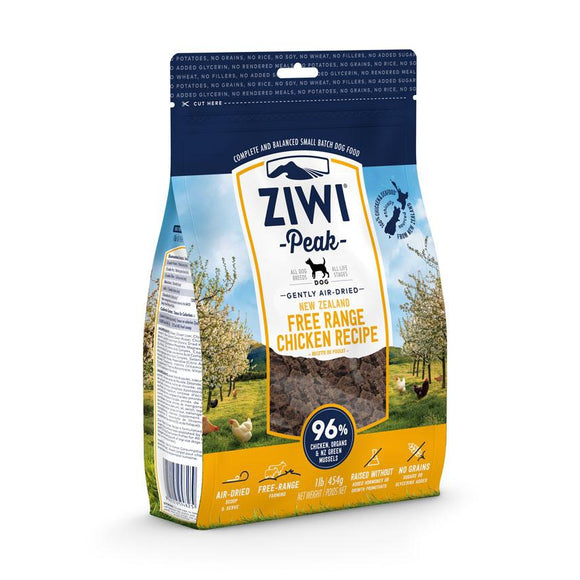 Ziwipeak Dog GAD Chicken