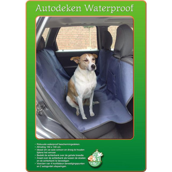 Boon Auto Deken waterproef