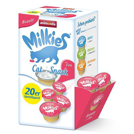 Milkies Display Beauty  4x 20 Stuks