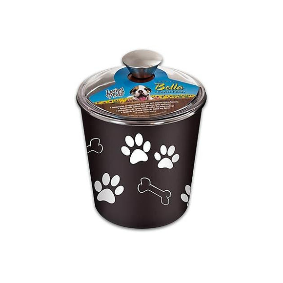 Loving Pets Bella Bowl Canister