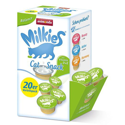 Milkies Display Balance  4x 20 Stuks