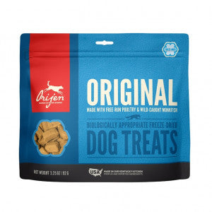 Orijen Treats Dog Original - Dierplezier.nl