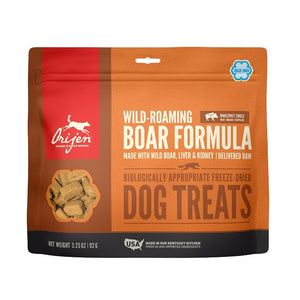 Orijen Treats Dog Wild Boar - Dierplezier.nl