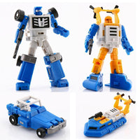 [Ready to Ship] MS Toys Four Wheel Drive and Surfer