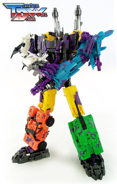 [Ready to Ship] TDW Upgrade Kit for Combiner Wars Bruticus (G2)
