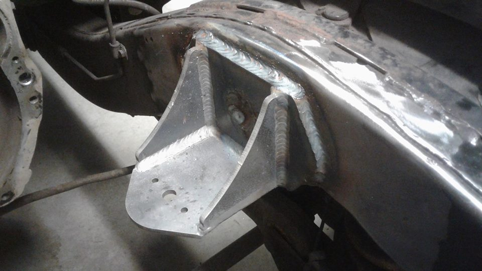 Barra Conversion Components – Manning Valley Offroad