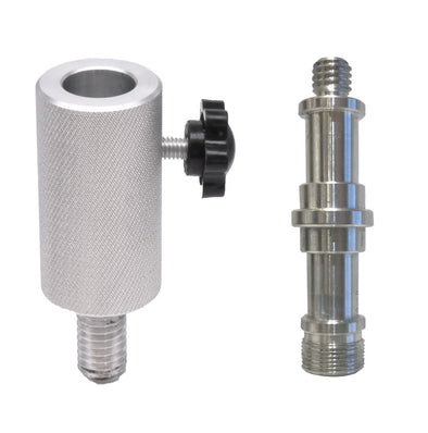 17mm Spigot Adapter & Double-ended Spigot Set