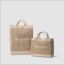 Load image into Gallery viewer, BROWN Napa Valley Apolis Bags
