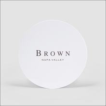 Load image into Gallery viewer, BROWN Napa Valley Coasters
