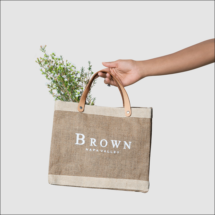 BROWN Napa Valley Apolis Bags