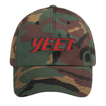 Load image into Gallery viewer, YEET Embroidered cap