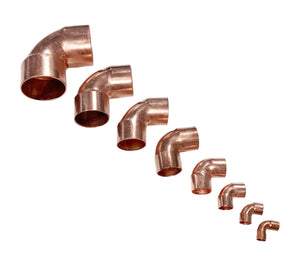 Copper Elbows