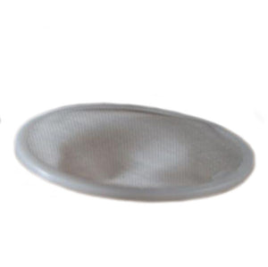 "4"" Fine Mesh Straining Screen (Replacement Screen - 10"" Splash Funnel)"