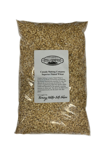Canada Malting Company Superior Flaked Wheat