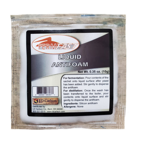 FERMFAST LIQUID ANTI-FOAM 10 GRAM