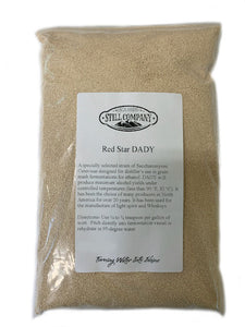 Red Star Dry Active Distillers Yeast