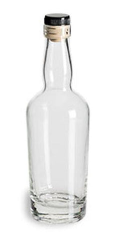 Tennessee Liquor Bottle with Synthetic T-Top Cork