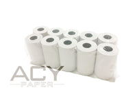 "2 1/4"" x 50' Thermal Paper (50 rolls/case) x 10 Cases     500 Rolls"