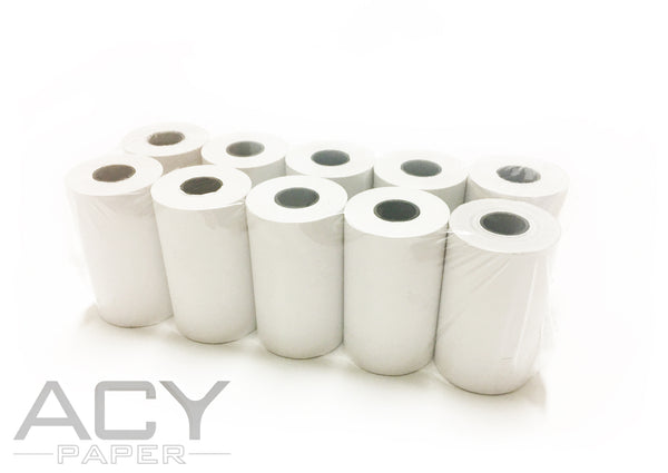 "2 1/4"" x 50' Thermal Paper (50 rolls/case)"