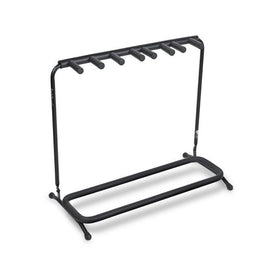 Warwick RockStand Multiple 5 (3xElectric/2xAcoustic) Guitar Rack Stand, Black