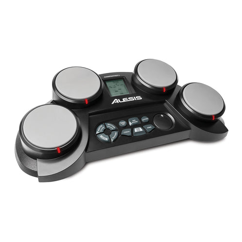 Alesis Compactkit 4 - Portable Tabletop Electronic Drum Kit